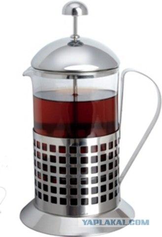 Пресс для кофе и чая что это