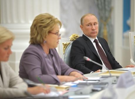 Отмена постановления о вводе войск в Украину