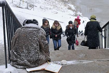 Пенсионный фонд не нашел в России бедных стариков