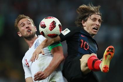 Определились финалисты чемпионата мира. Хорватия победила Англию и вышла в финал ЧМ впервые в истории
