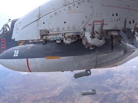 ВКС РФ уничтожили более 300 боевиков в результате авиаудара в Пальмире