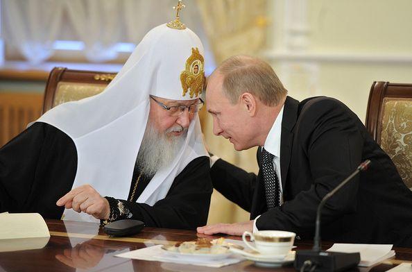 """""""Церковь отделена от государства"""" (с)"""