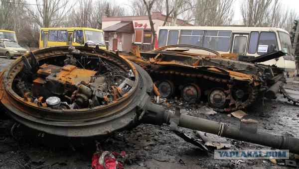 ДНР: украинских военных не выпустят из «котла»