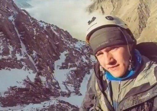 Петербургский альпинист пытается спастись в горах в Пакистане