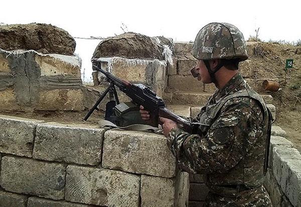 Армянский Союз добровольцев собирает ополчение в связи с эскалацией конфликта в Карабахе