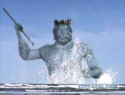 День Нептуна  запретила церковь