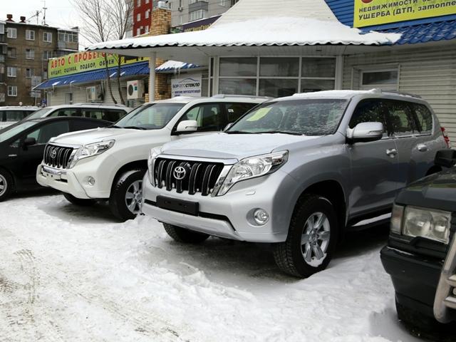 Продам LC Prado  2014 года(новый)