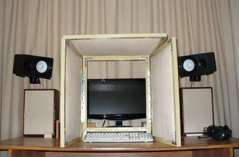 Акустический экран для микрофона своими руками видео 53