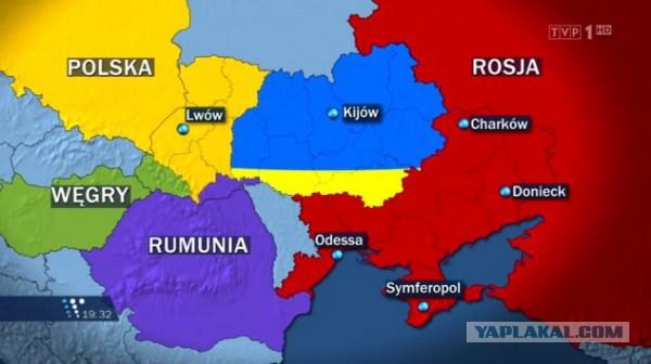Украина заблокирует доступ к морю остаткам России