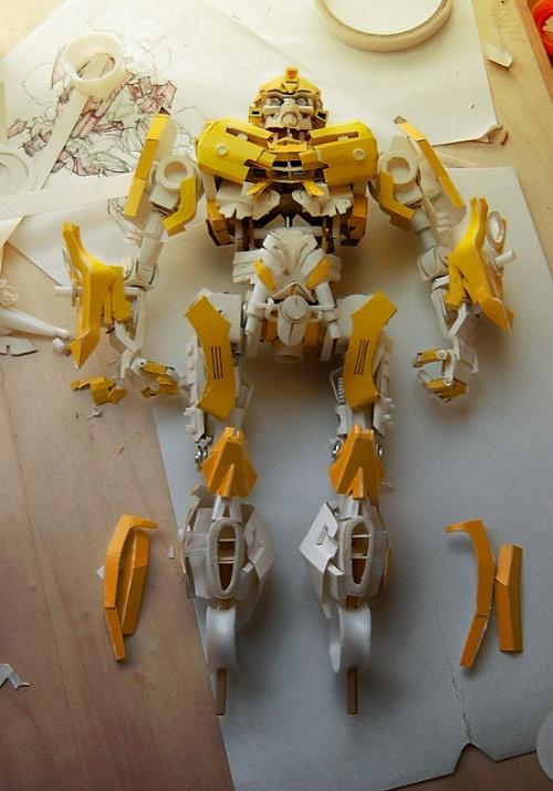 Как сделать игрушка трансформер 118
