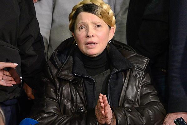 Тимошенко в Луганске проведет переговоры с захватчиками здания СБУ - Цензор.НЕТ 2897