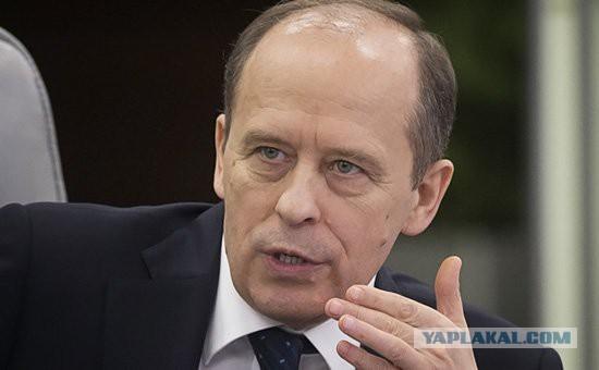 Глава ФСБ предложил отменить полеты в Египет