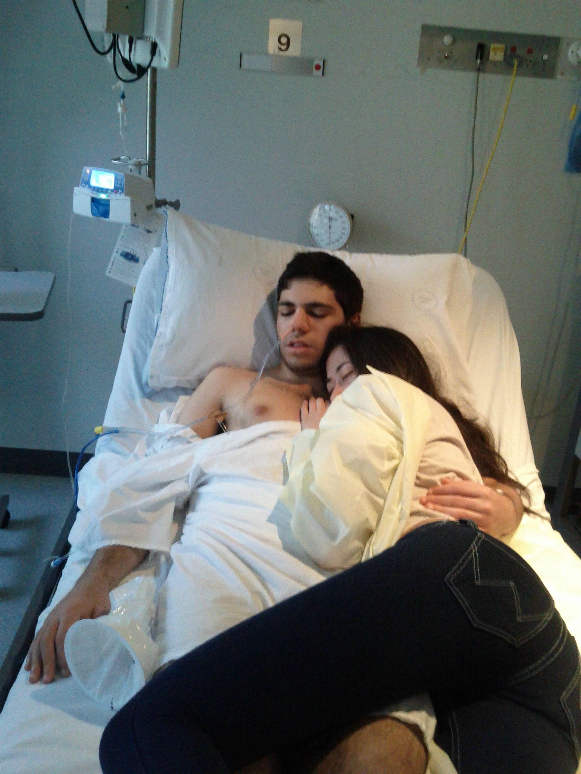 секс в настоящей больнице