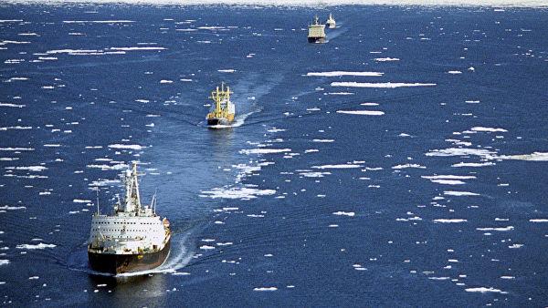 США отказались от учений в Арктике