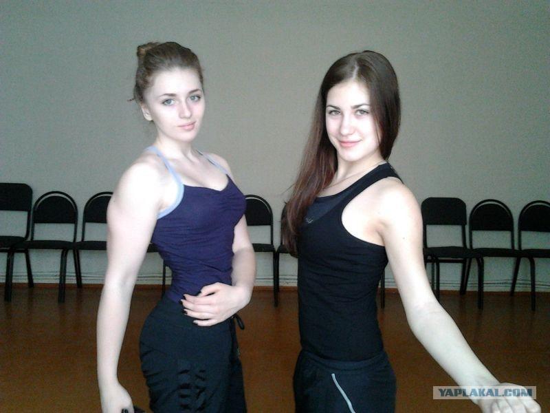 симпатичная русская девушка фото