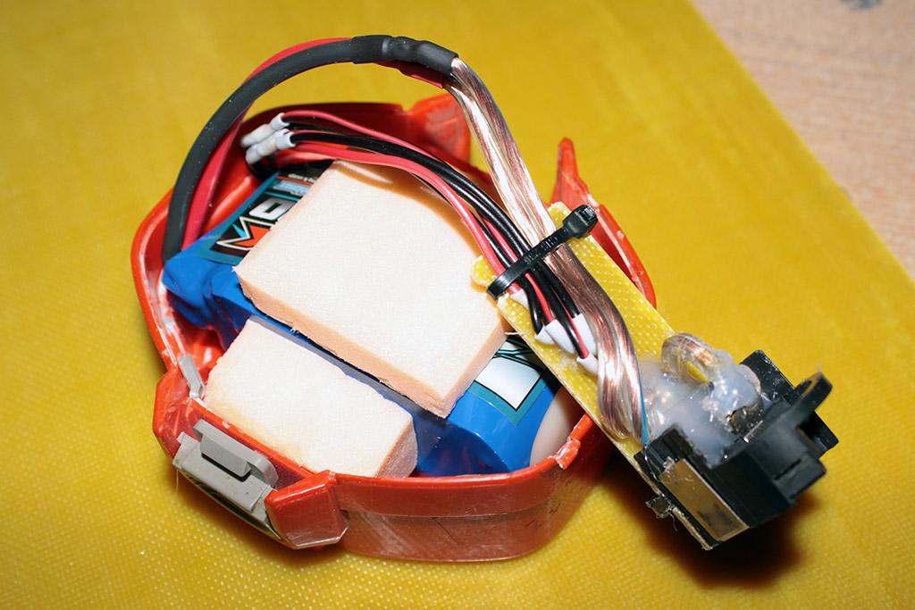 Заменить аккумулятор на шуруповерте - Замена старого Ni-Mh аккумулятора шуруповерта на Li-Ion ячейки