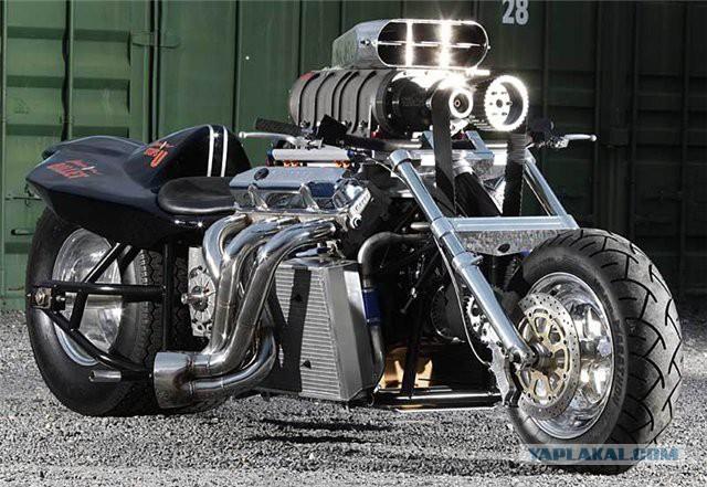 Какие моторы используют на мотоциклах? = Hodor