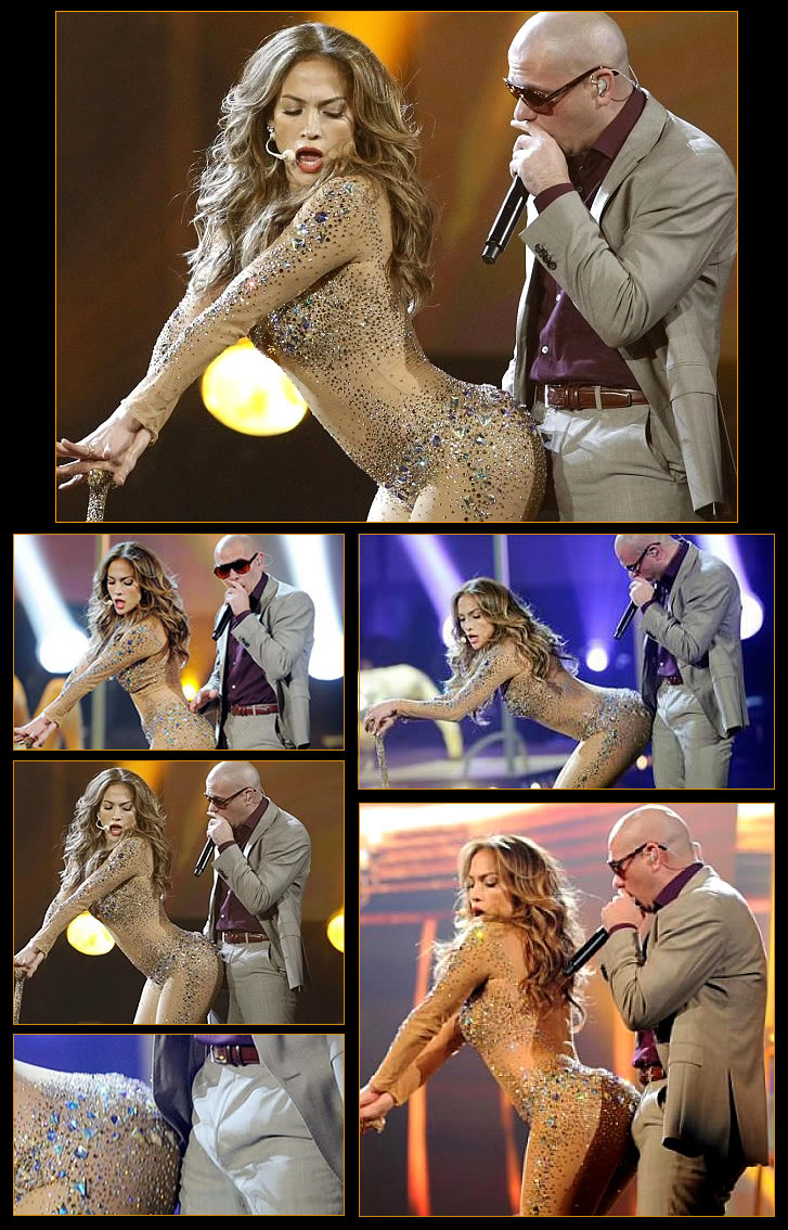Jennifer Lopez - On The Floor (feat. Pitbull) - ЯПлакалъ