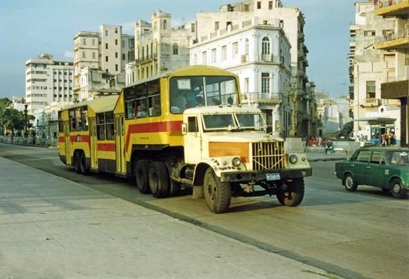 Автобус по-кубински