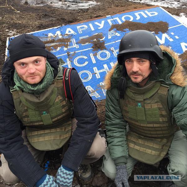 """Военные корреспонденты """"КП"""" ответили"""