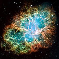 Вспышка Сверхновой 2008