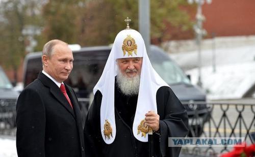 Бог дал, Бог взял: «Покойный» криминальный авторитет Япончик может выдавать себя за Патриарх Кирилла