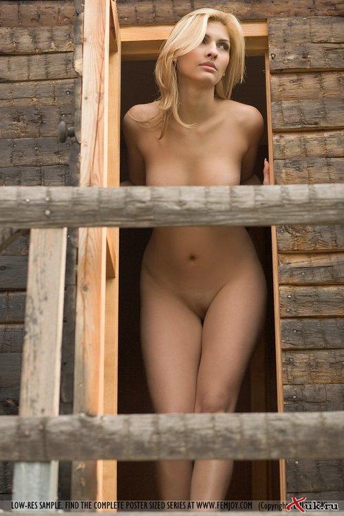 Деревенская эротика (16 фото)