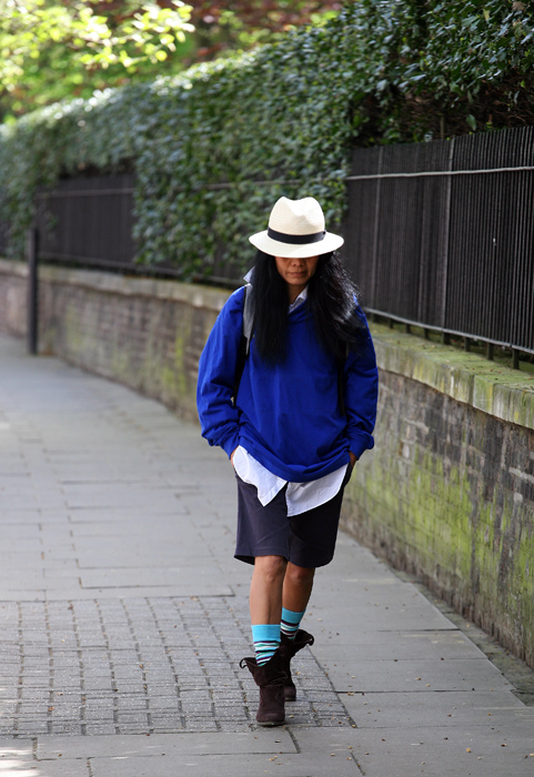 Английская уличная мода