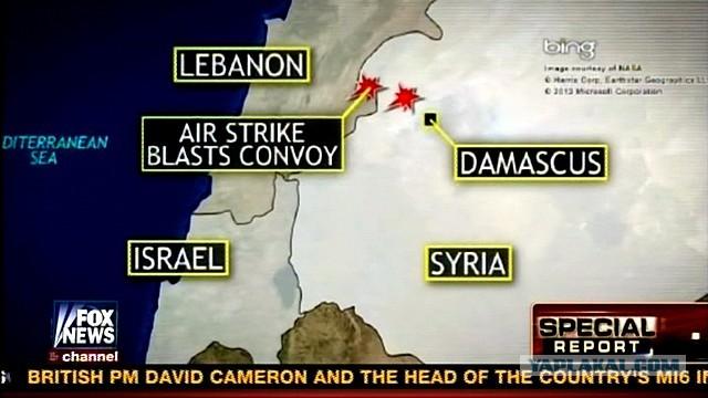 В случае войны Сирия обрушит на Израиль 1000 ракет