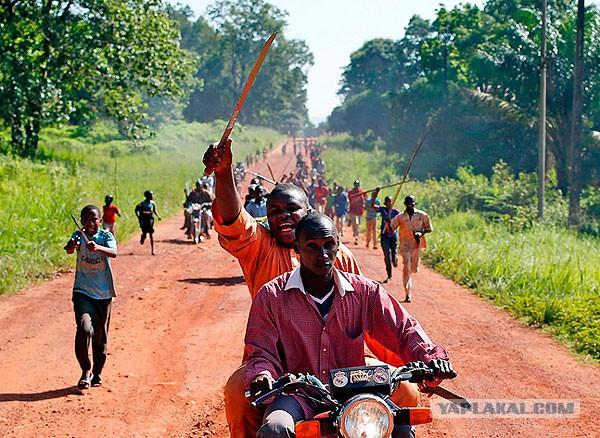 Самые опасные для посещения страны Африки Топ-10
