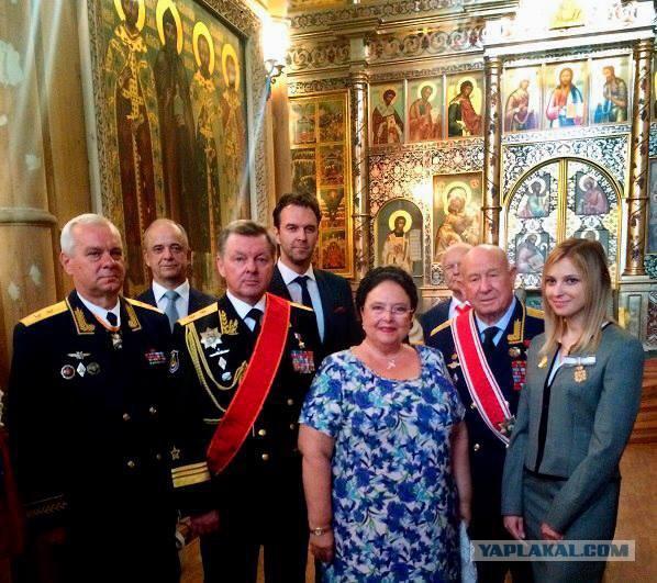 Поклонская ответила на обвинения дома Романовых в безумии