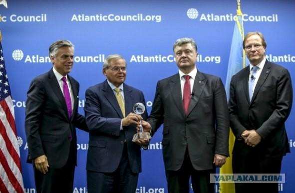Порошенко получил премию гражданина мира - 19 Сент