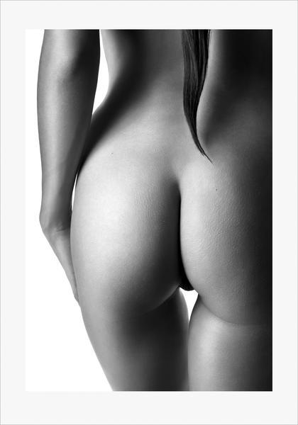 Черно-Белая красота 18+