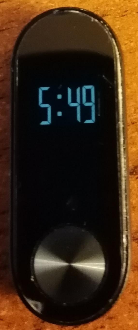 МСК! Подарю фитнес браслет Xiaomi Mi Band 2