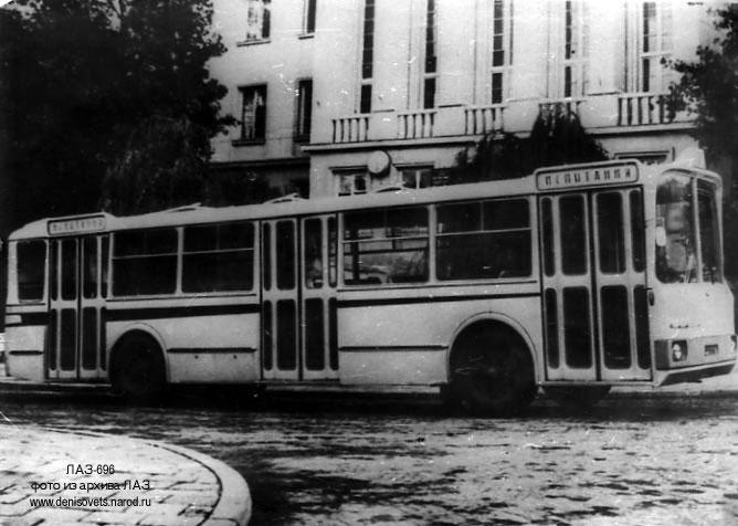 Советские автобусы