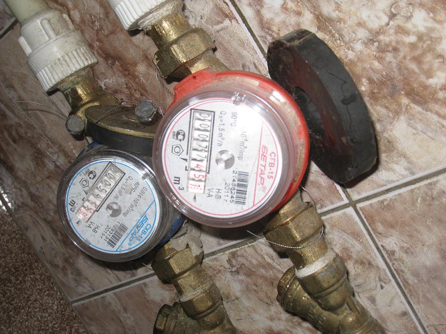 Как в домашних условиях проверить водяной счетчик 237