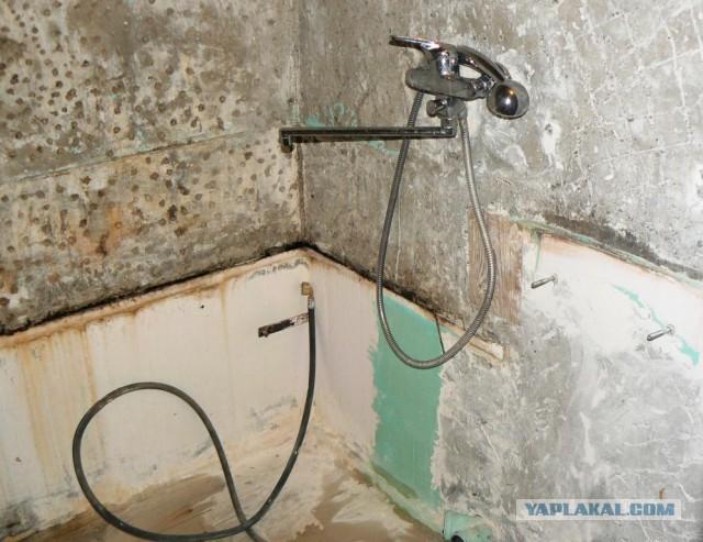 Мой бюджетный ремонт ванной