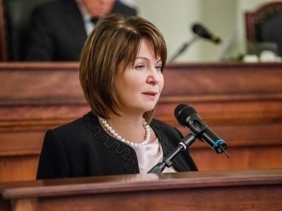 Однокурсница Путина может занять должность зампредседателя Верховного Суда