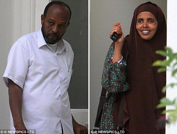 Беженцы из Сомали живут в Лондоне как миллионеры