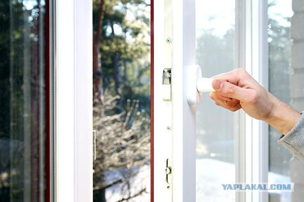 Развод с проверкой пластиковых окон по гарантии
