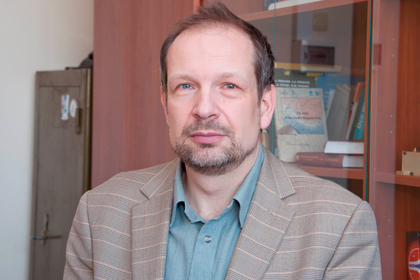 Российский ученый предложил лететь к Марсу на паровозе