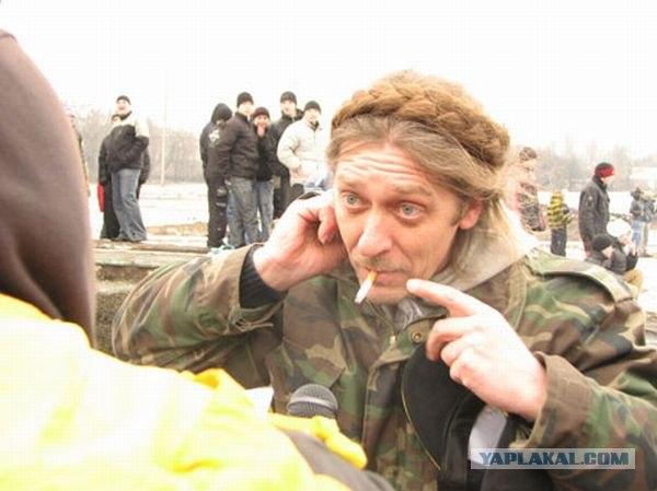 Закос под Тимошенко.