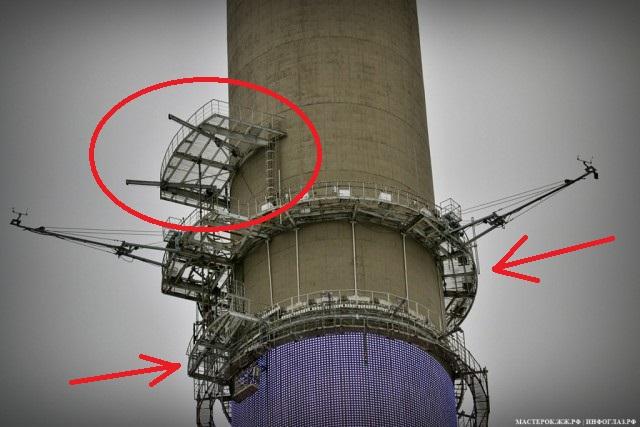 Советская башня, которой не было аналогов в мире