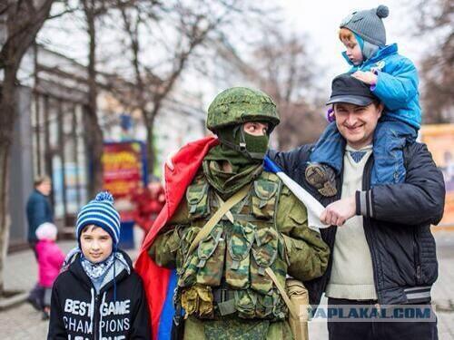 Питер поддержал защиту украинцев от бандитов