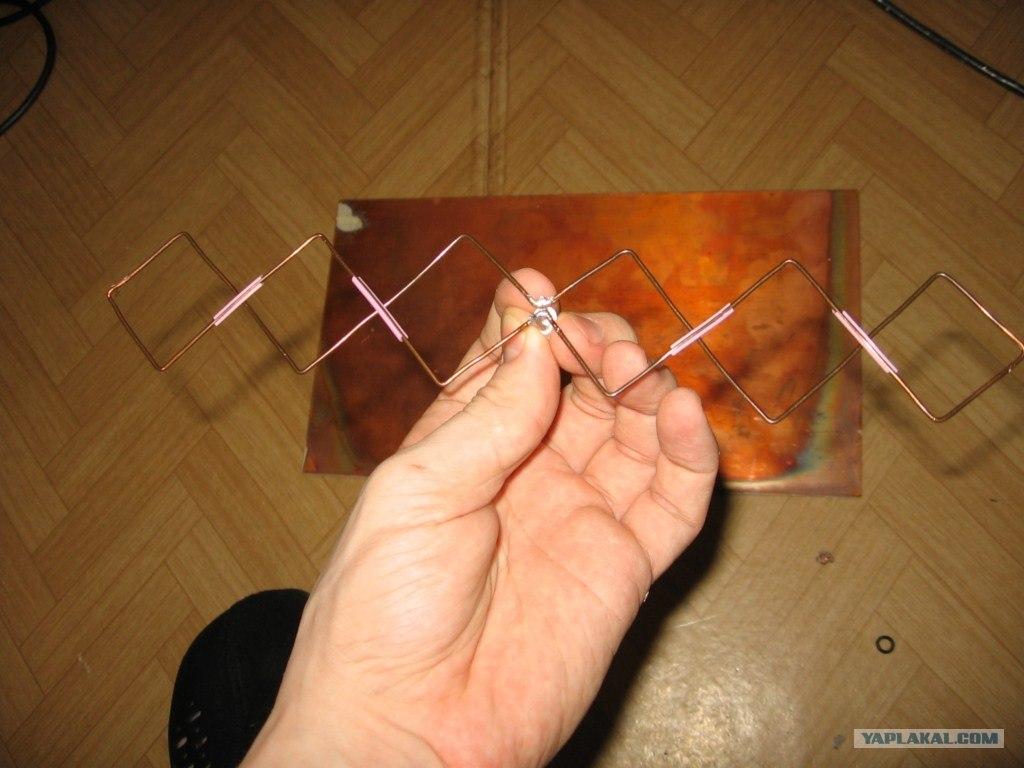 Как сделать 4g антенну своими руками