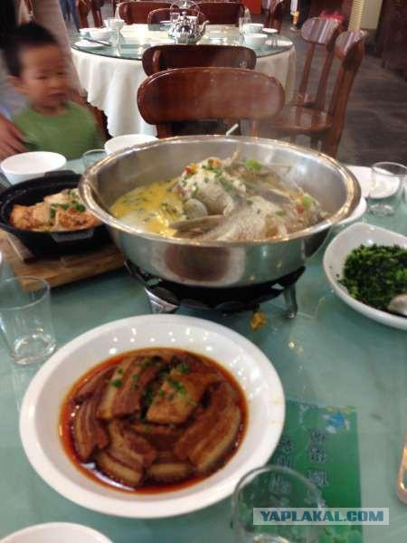 Очередное путешествие в Китай