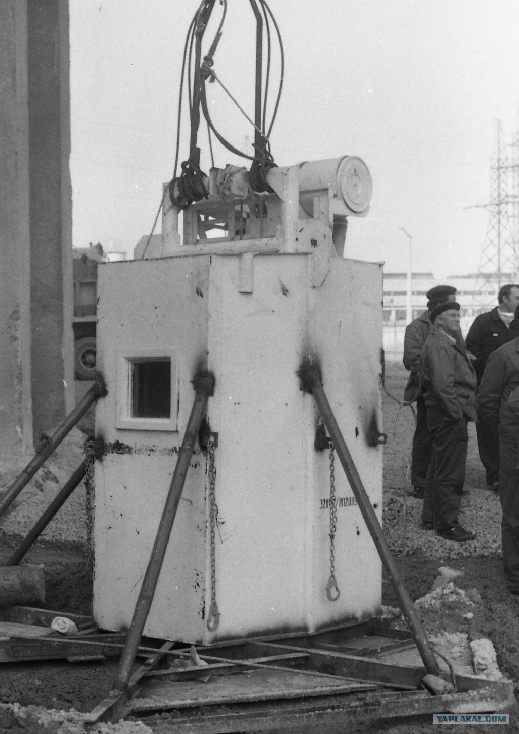 Timeline of events | The Chernobyl Gallery