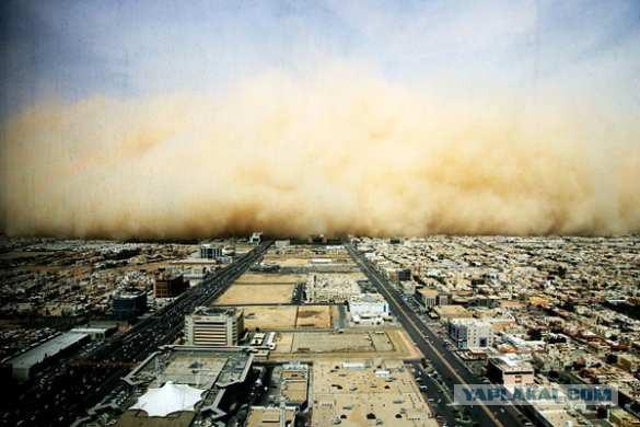 Путин жёстко переиграл Обаму в Сирии: через неделю там начинается сезон песчаных бурь