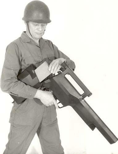 Самое странное огнестрельное оружие, которое вы раньше не видели