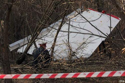 Смоленская трагедия: погибло руководство Польши